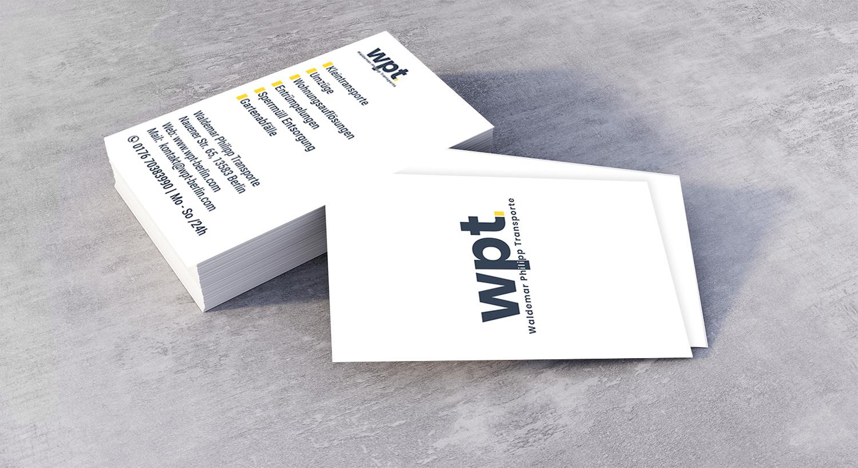 Visitenkarten erstellen in Berlin